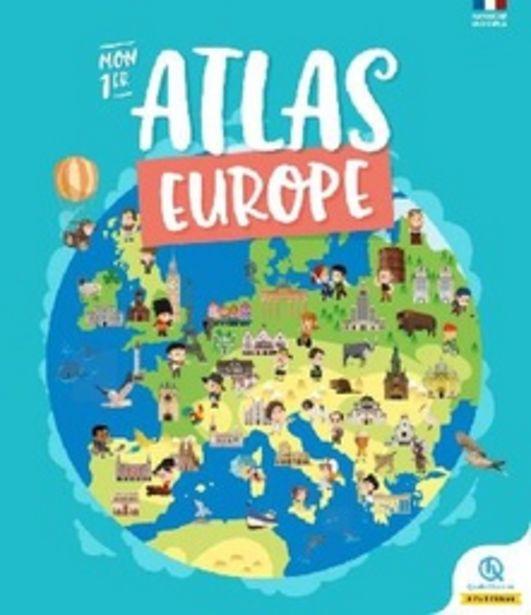 Mon 1er atlas Europe offre à 16,9€
