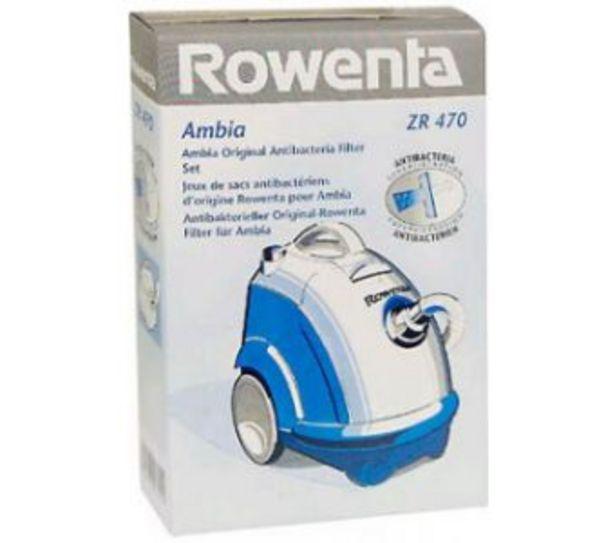 Rowenta ZR470 Accessoire et fourniture pour aspirateur offre à 10,95€