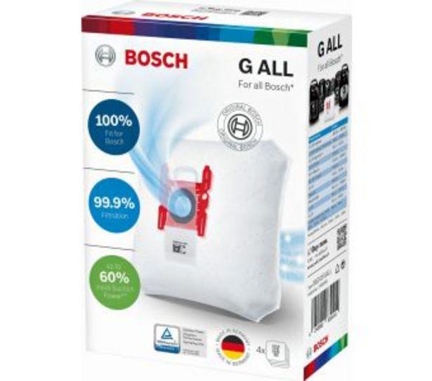 Siemens 17000940 Accessoire et fourniture pour aspirateur Aspirateur sans sac Sac à poussière offre à 13,95€