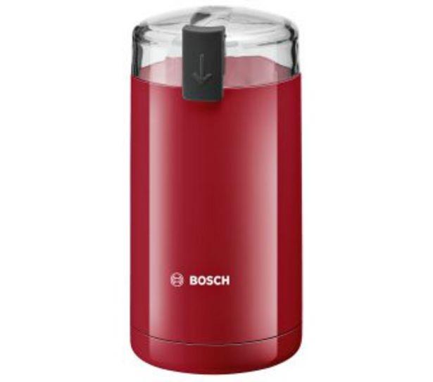 Bosch TSM6A014R appareil à moudre le café Moulin à café 180 W Rouge offre à 29,95€