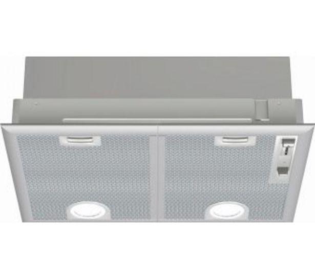 Bosch Serie 4 DHL555BL hotte 590 m³/h Intégré Argent C offre à 269€