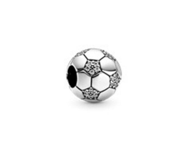 Charm Ballon de Football Scintillant offre à 49€