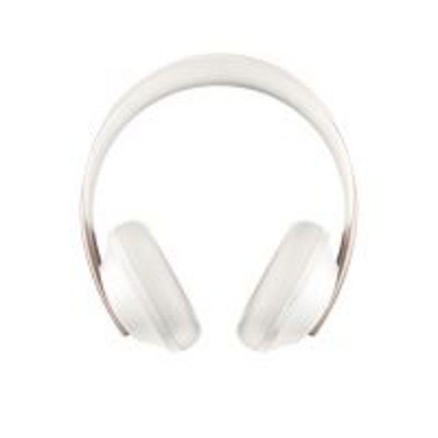 Bose 700 Bluetooth Hoofdtelefoon met ruisonderdrukking Wit Limited Edition offre à 289€