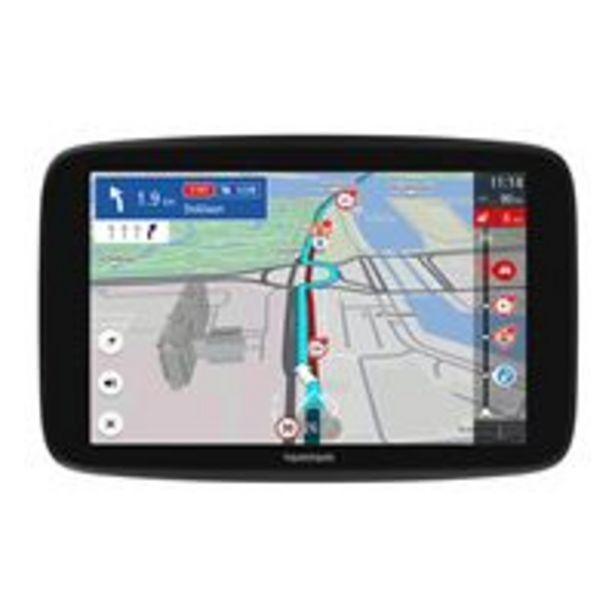 """TomTom GO Expert - GPS navigator - voor motorvoertuigen 7"""" breedbeeld offre à 427,38€"""