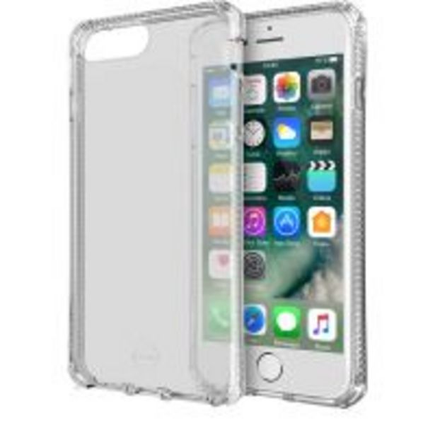 Doorschijnende Itskins Spectrum semi-rigide hoes voor iPhone 6, 6s, 7 en 8 offre à 18,99€