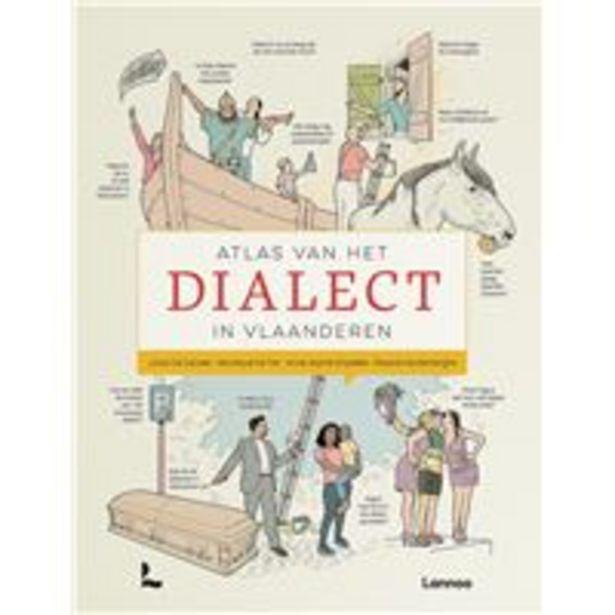 Atlas van het dialect in Vlaanderen - gekartonneerd offre à 37,99€