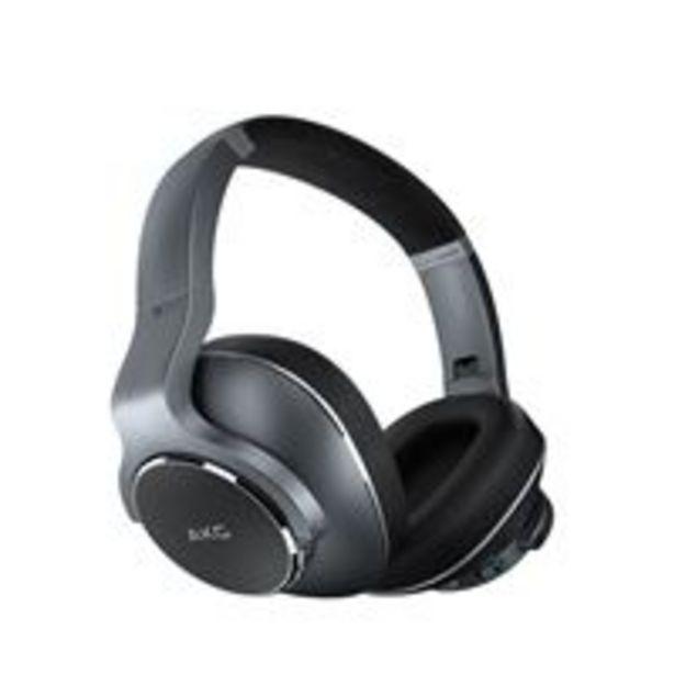 AKG N700NC Bluetooth Hoofdtelefoon met ruisonderdrukking Zilver offre à 229€