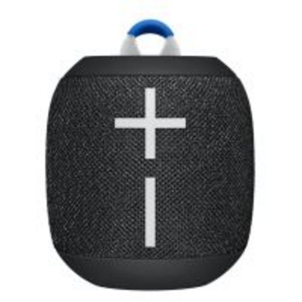 Ultimate Ears Wonderboom 2  Bluetooth luidspreker Zwart offre à 69,99€