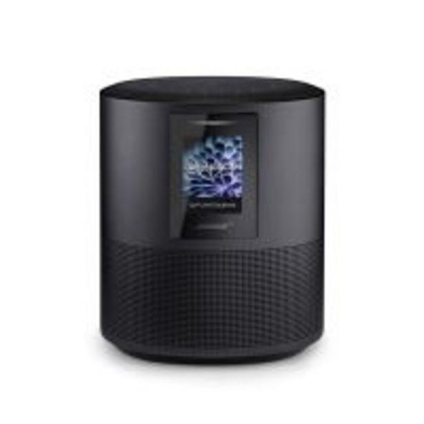 Bose Home Bluetooth Luidspreker 500 Zwart offre à 360,07€