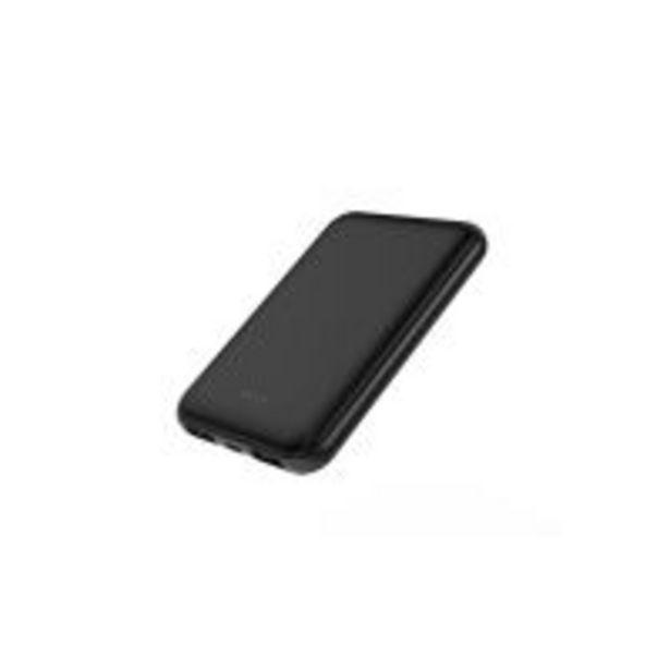 OnEarz Mobile Gear Powerbank 5000mAh Zwart offre à 23,7€