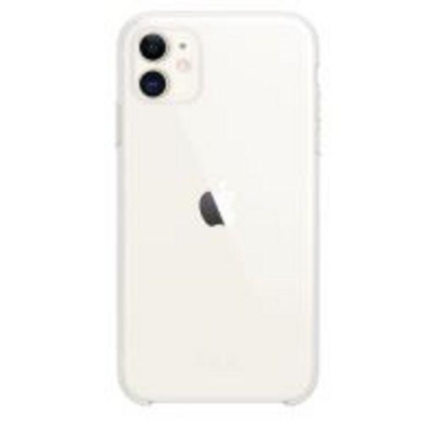 Apple iPhone 11 Clear Case offre à 42,74€