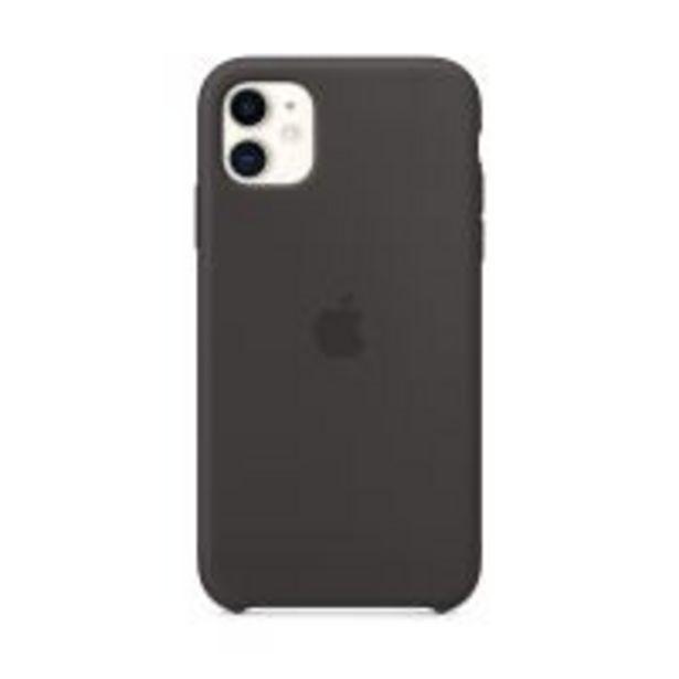 Apple iPhone 11 Silicone Case Black offre à 42,7€