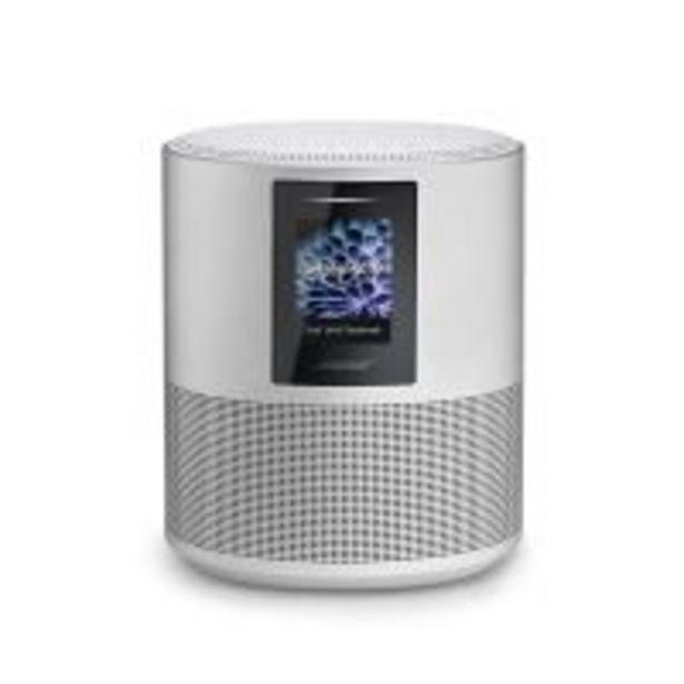 Bose Home 500 Bluetooth Luidspreker Zilver offre à 360,07€
