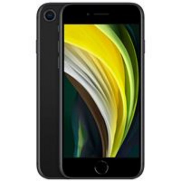 APPLE IPHONE SE 128GB BLACK NEW offre à 512,05€