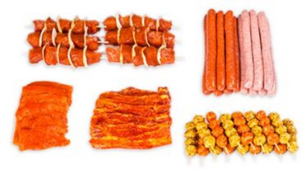 Colis barbecue offre à 64,05€
