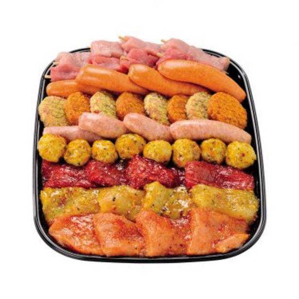 Mini gourmet barbecue offre à 18,48€